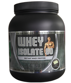 WHEY ISOLATE 90 - 1000 G